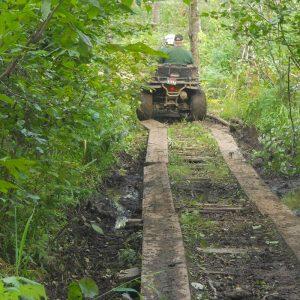 Trails near Wigwam Motel