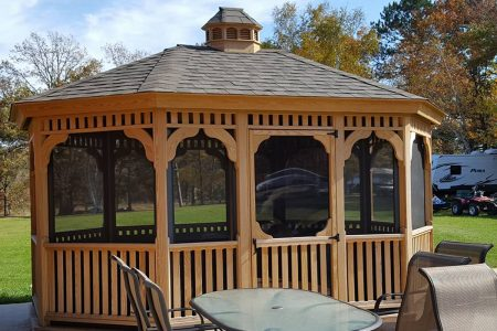 Wigwam Lodge Gazebo